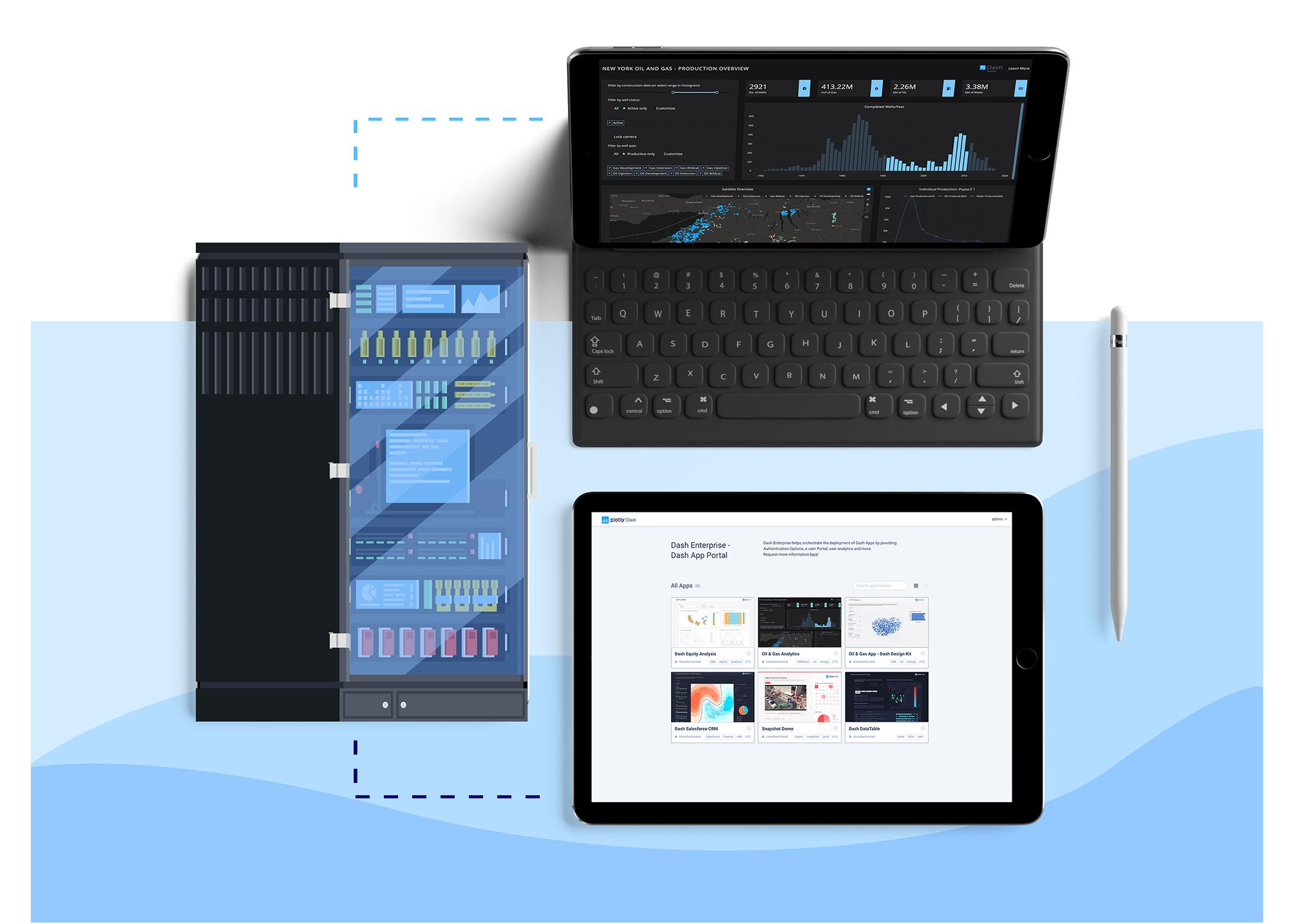 Modern Analytic Apps for the Enterprise - Plotly